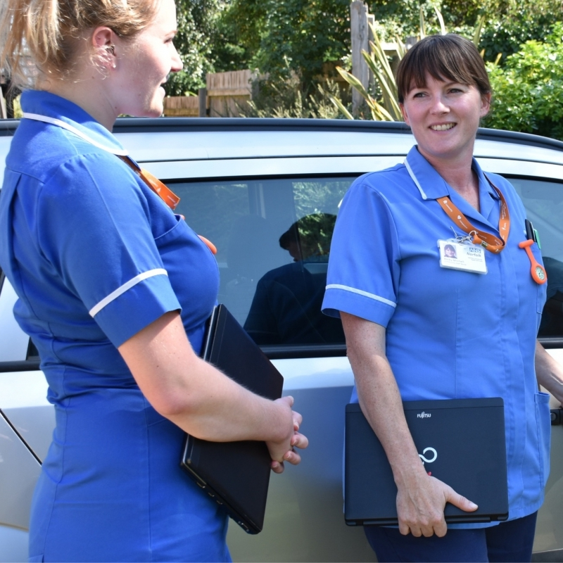 Norfolk's community health care trust wins additional funding for pioneering Mobile Community Working Project