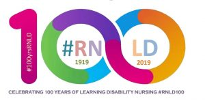 RNLD 100 years logo