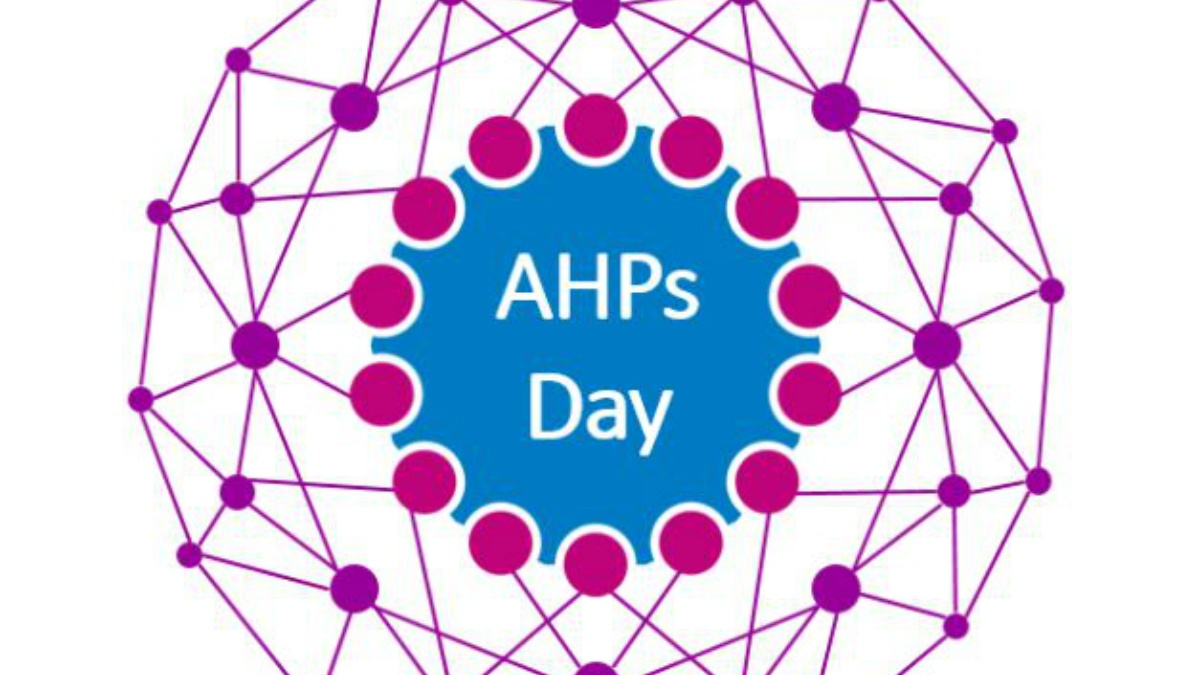 NCH&C says a special thanks to its Allied Health Professionals on #AHPsDay