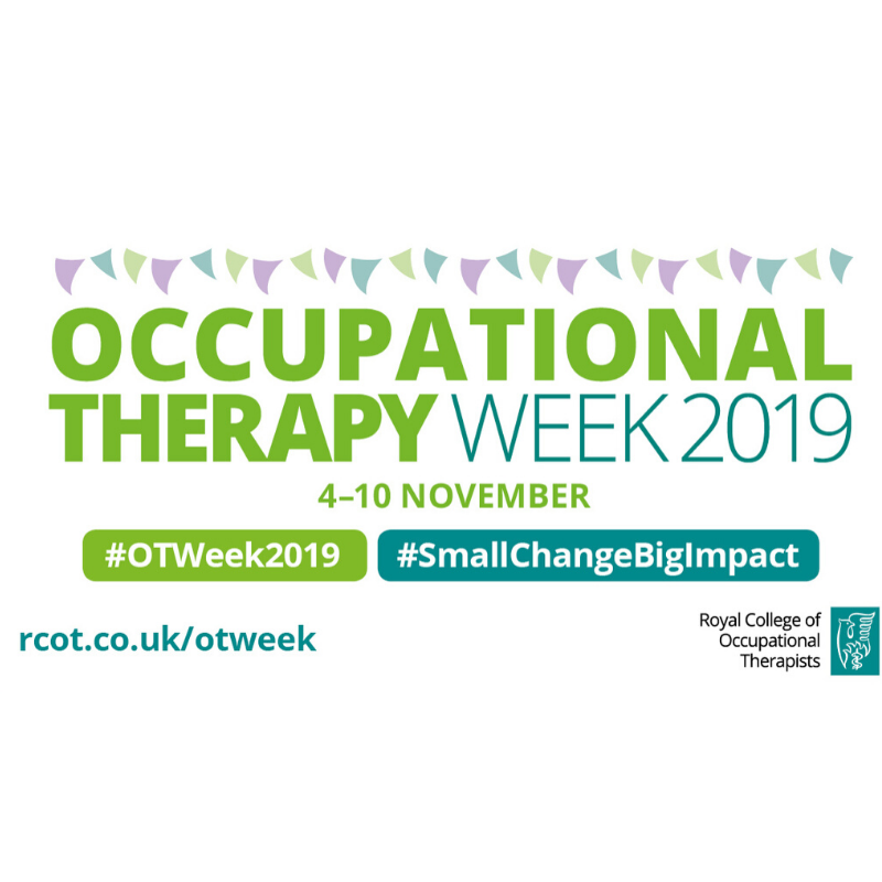 Occupational Therapy Week 2019