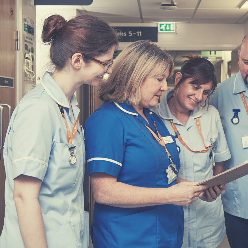 Join us as a Community Nurse