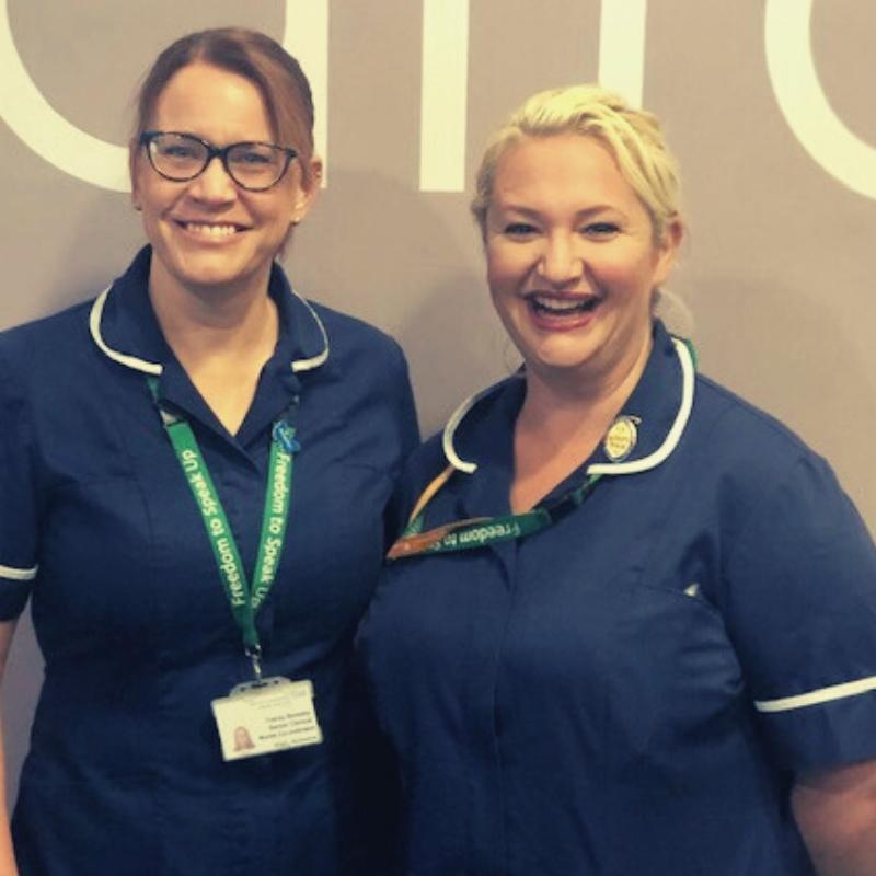 Community nursing during COVID-19